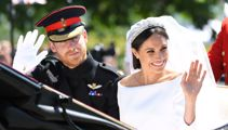 Meghan Markle stitched fabric from first date with Harry into her wedding dress