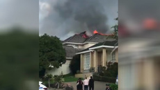 East Auckland house fire treated as suspicious