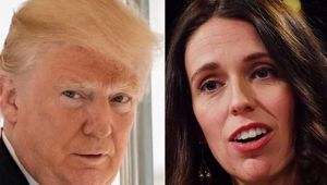Jacinda Ardern has declined to sign Donald Trump's War on Drugs policy. (Photo / NZME)