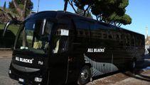 All Blacks caught up in strikes, violence warnings