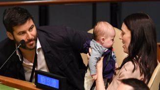 The Soap Box: Baby Neve steals spotlight from PM in New York