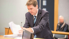 Colin Craig unveils more poetry in latest defamation trial