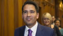 Simon Bridges: Heaven is shining its favour on the National Party
