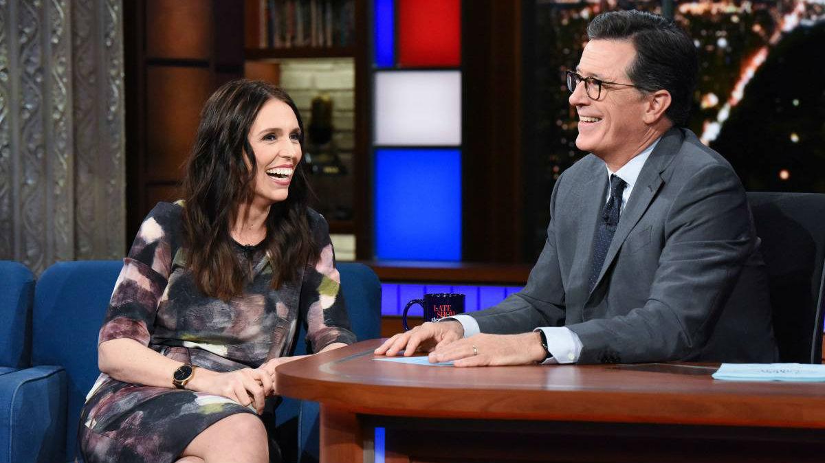 The Soap Box: Jacinda Ardern charming audiences in New York