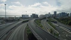 Next time you're stuck in traffic in Spaghetti Junction, think of Peter!