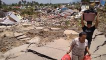 'Death toll could reach thousands': Indonesia devastated by natural disaster