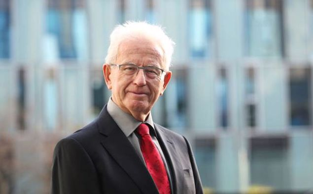 Sir Michael Cullen. (Photo / NZ Herald)