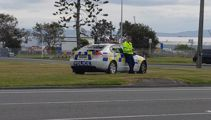 Police operation in process in Mount Maunganui