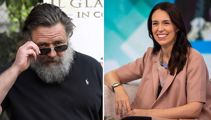 Russell Crowe calls for NZ and Australia to merge - with Ardern as PM