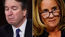Sexual abuse counsellor raises doubts over Christine Ford's story