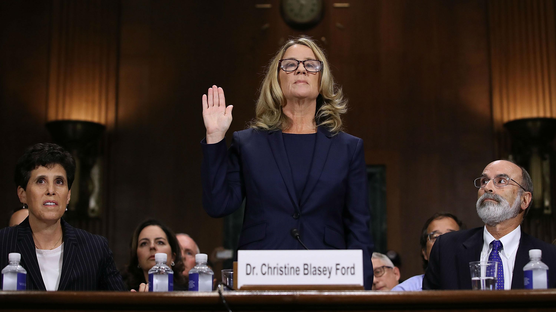 US Senate receives FBI's Kavanaugh report