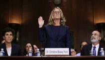 Critics claim 'holes' in Christine Blasey Ford's story