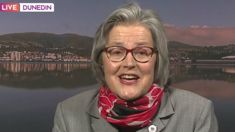 Conservation Minister Eugenie Sage drops C-bomb on national TV