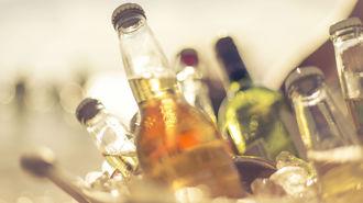 Kent Johns: The big booze experiment