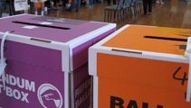 Political party charged over $200k donations error