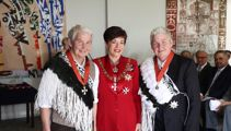 The rebels get their medals: Topp Twins become Dames