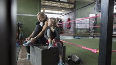 Gosia Salisz: Auckland gym letting kids exercise with adults