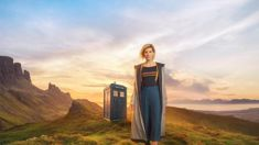 Jodie Whittaker on 'iconic' role first female Doctor Who