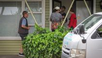 Mountain of trash left at $2m Auckland house after squatters flee
