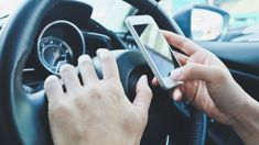 Ann Williamson: Research finds drivers distracted half the time they are driving