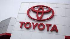 Toyota recalling nearly 1200 cars over stalling concerns