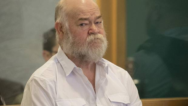 Colin Mitchell was jailed indefinitely for multiple offences including rape and kidnapping. New Zealand Herald Photo by Greg Bowker