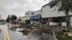 Peter Bernard: Hurricane Michael makes landfall in Florida