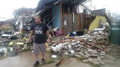 Storm chaser Chris: Hurricane Michael devastates Florida 'like nothing we've seen before'
