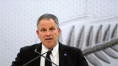 Deryck Shaw, NZ Football President. Photo / Photosport.co.nz