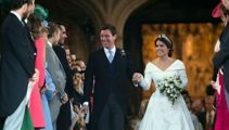 Fairytale wedding: Eugenie and Jack kick off celebrations
