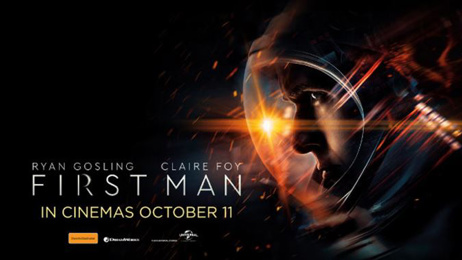 Francesca Rudkin: Movie review - First Man and Bad Times at The El Royal