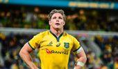 Australia captain Michael Hooper. Photo / Photosport