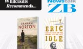 Joan's Picks: Eric Idle and Graham Norton's latest releases