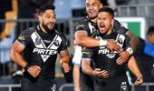The Kiwis claimed a 26-24 victory over the Kangaroos. (Photo / NZ Herald)