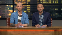 Backlash after Jono and Ben's TV show cancelled