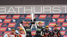 Steven Richards reflect on Bathurst victory