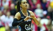 Maria Folau was key in securing the Silver Ferns' victory. (Photo / Getty)
