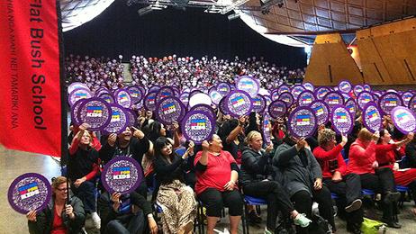 Lynda Stuart: Teachers still want better working conditions