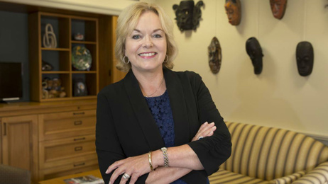 Judith Collins' warning to colleagues - 'Put up, or shut up'