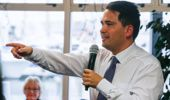 This could be an opportunity for Simon Bridges to show us his true self, Tim Beveridge writes. (Photo / File)