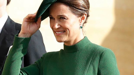 Pippa Middleton gives birth, Kate and William 'thrilled'