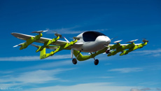 Irene King: World's first electric air taxi service draws scepticism