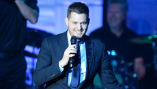 Michael Bublé assures Mike Hosking he's not retiring