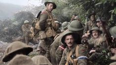 Dominic Corry: Peter Jackson earns rave reviews for new World War I documentary
