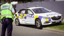 Napier man arrested after dramatic car chase