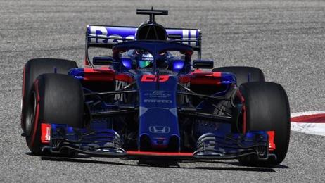 Brendon Hartley gets career best finish at USA Grand Prix