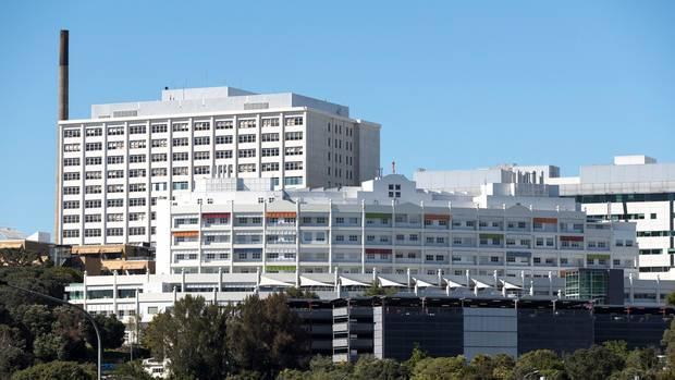 Starship Children's Hospital. Photo / Michael Craig