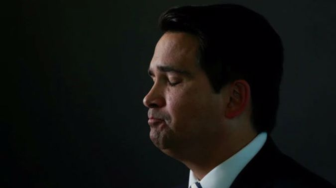 There's no cause for comfort for their leader Simon Bridges though. Photo / Doug Sherring