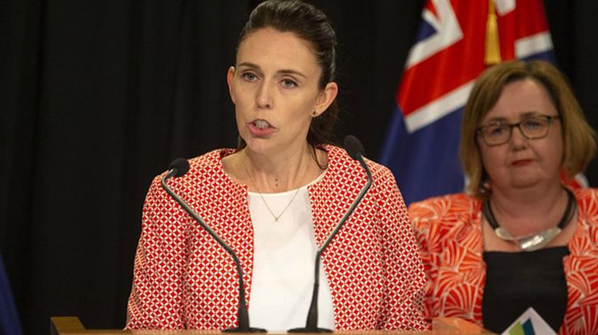 Now Jacinda Ardern's painted herself into a corner, and like Key, it's not an insignificant economic one.