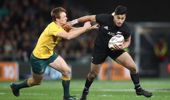 The All Blacks take on Australia tonight from 7.00pm.
